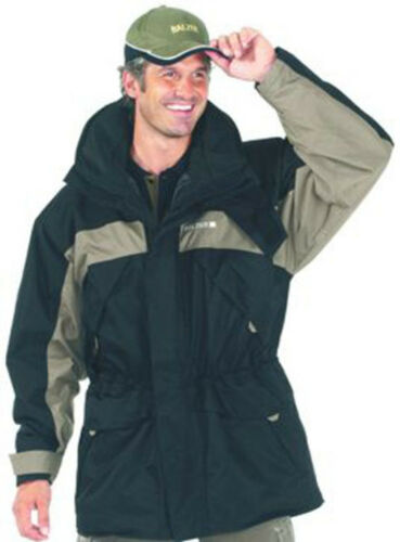 XL L Balzer Atmungsaktive Jacke mit Windshield Gr