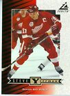 Steve Yzerman 1997-98 Pinnacle 97 Zenith Dare to Tear 5x7 Detroit Red Wings #Z21