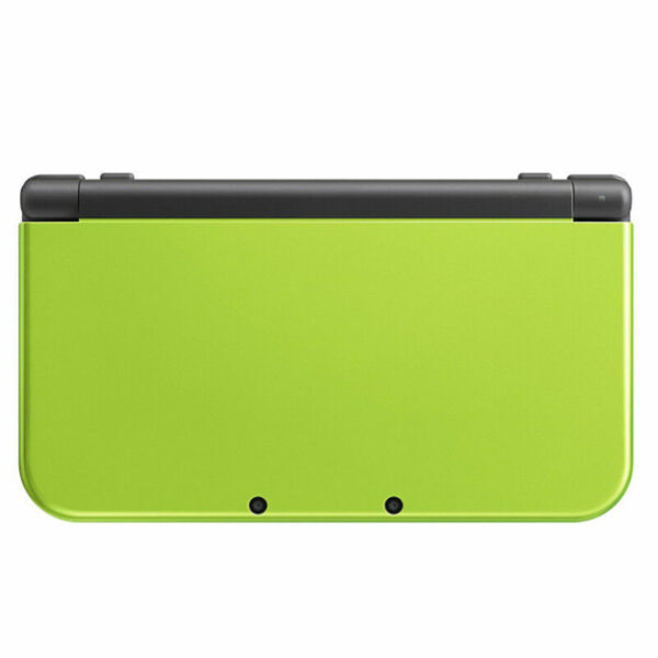 nintendo new 3ds xl lime green special edition handheld. Black Bedroom Furniture Sets. Home Design Ideas