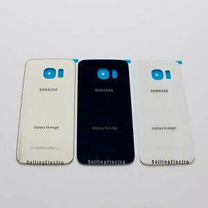 Back-Housing-Glass-Cover-For-Samsung-Galaxy-S6-Edge-G925
