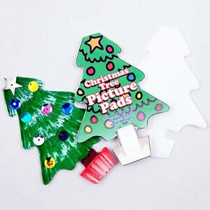 Arbre de noël photo pad-notebook (50 feuilles) - noël- stocking filler- kids-afficher le titre d`origine fPAInsHb-07202958-731477052