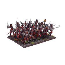 Mantic Kings of War NUOVO CON SCATOLA delle forze dell' Abisso-succubi REGGIMENTO mgkwa104