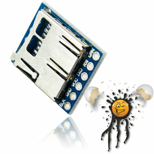 Openlog l/'UART série Lecteur de Carte ATMega 328 Card Reader 3,3-12v Arduino esp8266