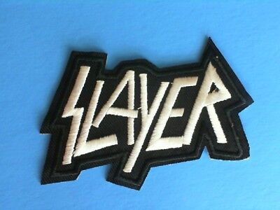 New Big 4 Megadeth Anthrax Slayer Metallica  Iron On Patch