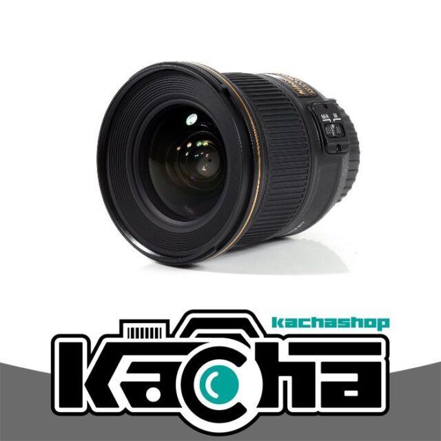 NEW Nikon AF-S NIKKOR 20mm f/1.8G ED Lens F1.8 G