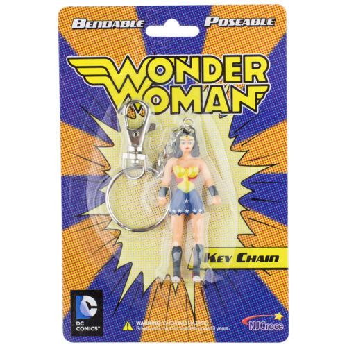 NJ Croce Pliable Porte-clés * environ 7.62 cm * Wonder Woman New Frontier 3 in