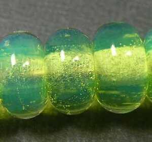 5FISH-Handmade-Lampwork-Boro-Spacer-Beads-Kryton-Crush
