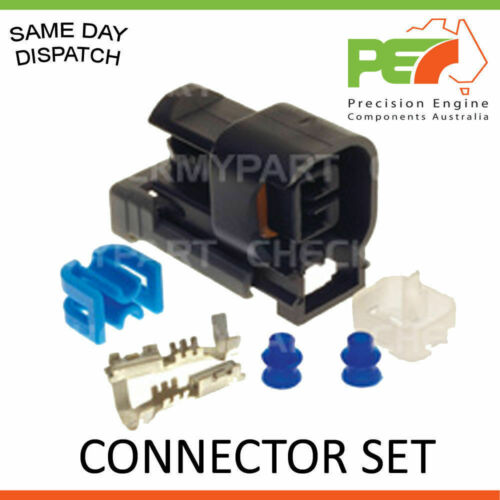 1x New Connector Set For Chrysler 300C 5.7L EZB Fuel Injector INJ ..