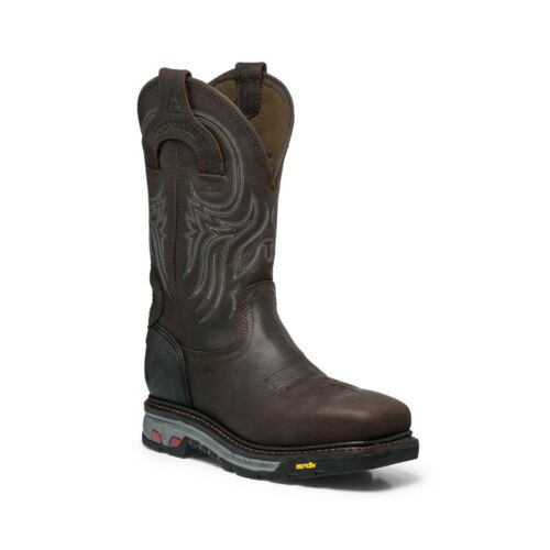 Homme Justin guerre-Hawk Waterproof composite Toe Work Boots WK2150