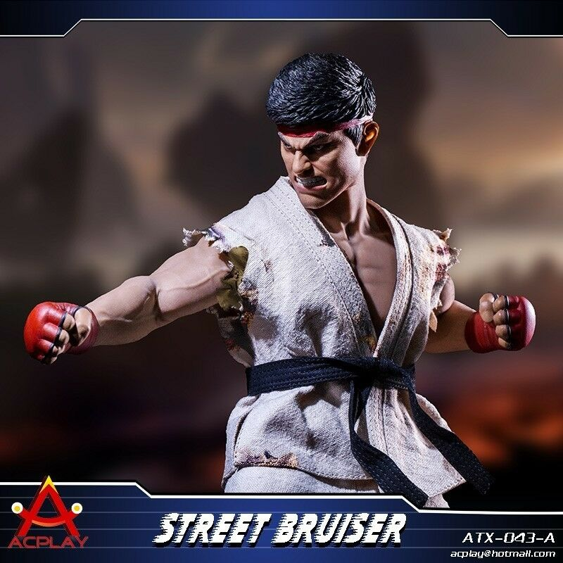 ACPLAY ATX043 1 6 Street Fighter Practice Set A bianca  F 12'' TBLeague M35 Body