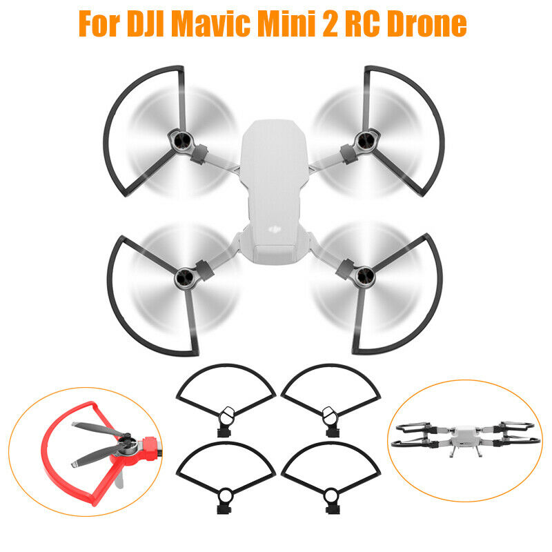 Quick Release Drone Propeller Protective Ring Guards Cover For DJI MAVIC MINI 2