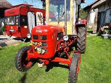 Traktor Fahr D 133 N, Oldtimer, Bulldog, Schlepper Forst Agrar