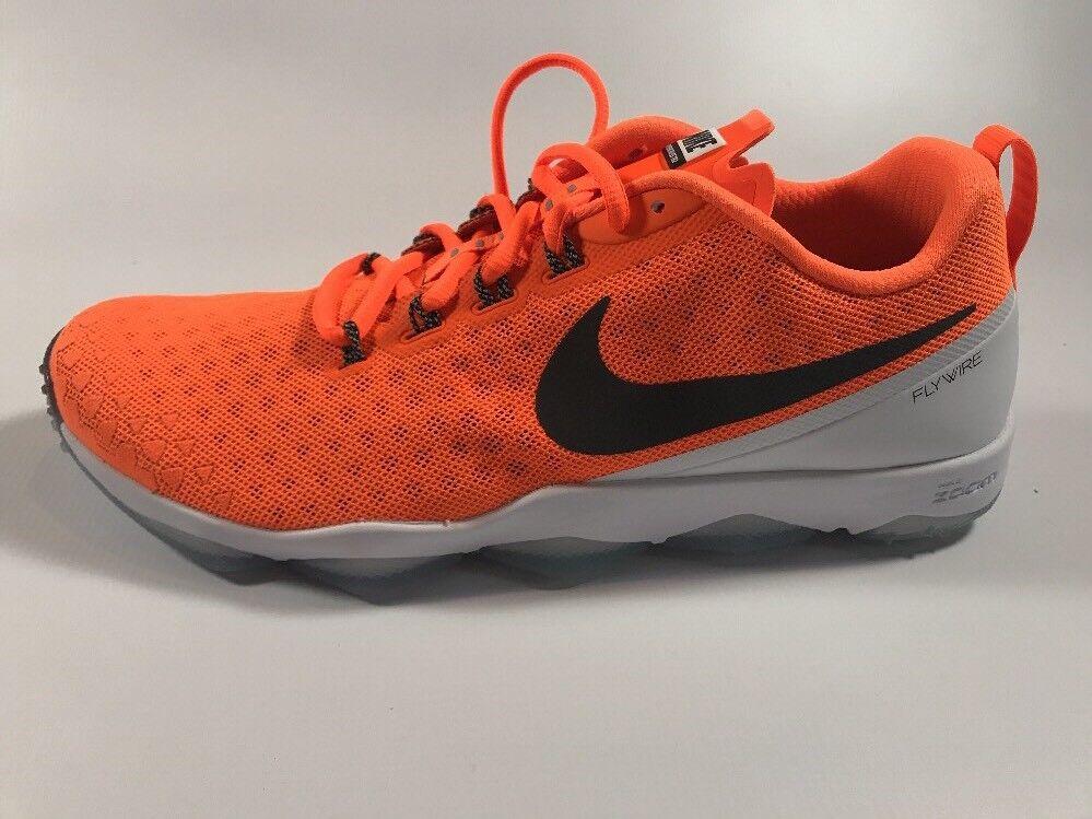 Men's Nike Zoom Hypercross TR2 NIB Orange Orange Orange Size 11 749362 801 70069b