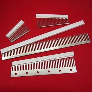 4-5mm-16-24-40-60-Deckerkamm-transfer-combs-sockscomb-decker-knitting-machine