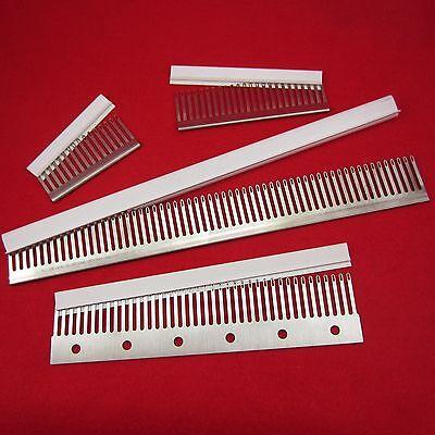 4.5mm 16 24 40 60 Deckerkamm- transfer combs sockscomb decker knitting machine