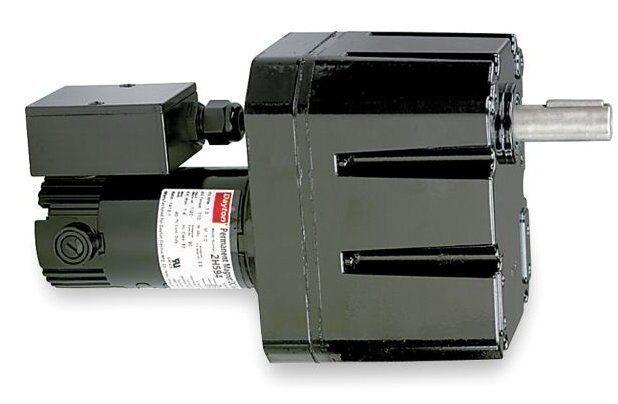 RPM:19 90VDC DAYTON 1//20HP INDUSTRIAL DC GEARMOTOR MAX TORQUE:150.0 in,-lb