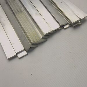 125-034-x-1-034-Aluminum-6061-FLAT-BAR-22-5-034-Long-new-mill-stock-QTY-25-sku-K610