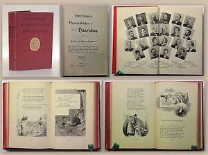 Bormann-Humoristischer-Hausschatz-mit-Vignetten-um-1900-Gedichte-Humor-Lyrik-xz
