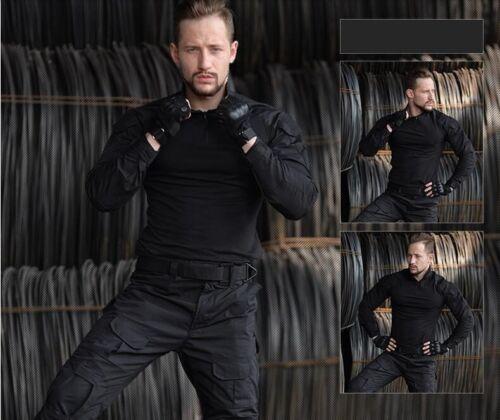 Men/'s Combat Uniform Shirt Pants Suit BDU Military Tactical Army Sets Cargo SWAT
