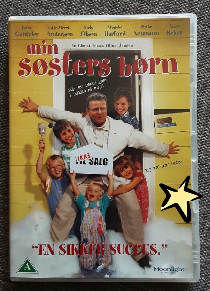 Min søsters Børn , DVD, familiefilm