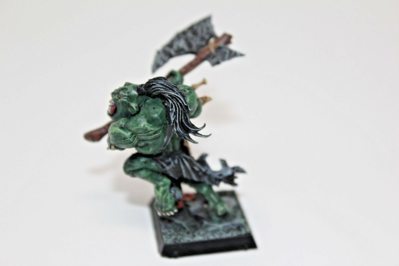 Warhammer Orcs Orcs Orcs Savage Orc Well Painted 9e12a6