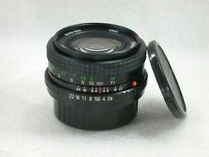 Vivitar-VMC-28mm-F2-8-Manual-Focus-Wide-Angle-Lens-Pentax-PK-Fit-No-99510935