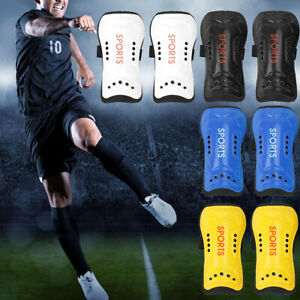 Lumiere-Ultra-Doux-Football-Shin-Pads-Kids-Foot-Guards-Sports-Leg-Protector-UK