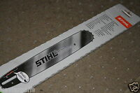 Stihl 28 Inch Chainsaw Bar For Ms261 - Ms660 3/8 Pitch .050 Gauge Yellow Label