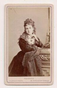 Vintage-CDV-Adelaide-Neilson-British-stage-actress-Hills-amp-Saunders-Photo