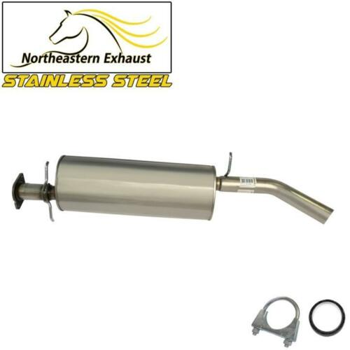 Stainless Steel Exhaust Muffler Pipe fits 2003-2014 Expedition Navigator