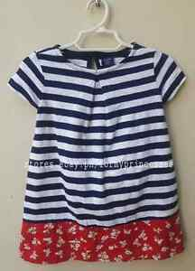 AUTH-BABY-GAP-PRINTED-PLEAT-DRESS-SIZE-12-18-MONTHS-BNEW