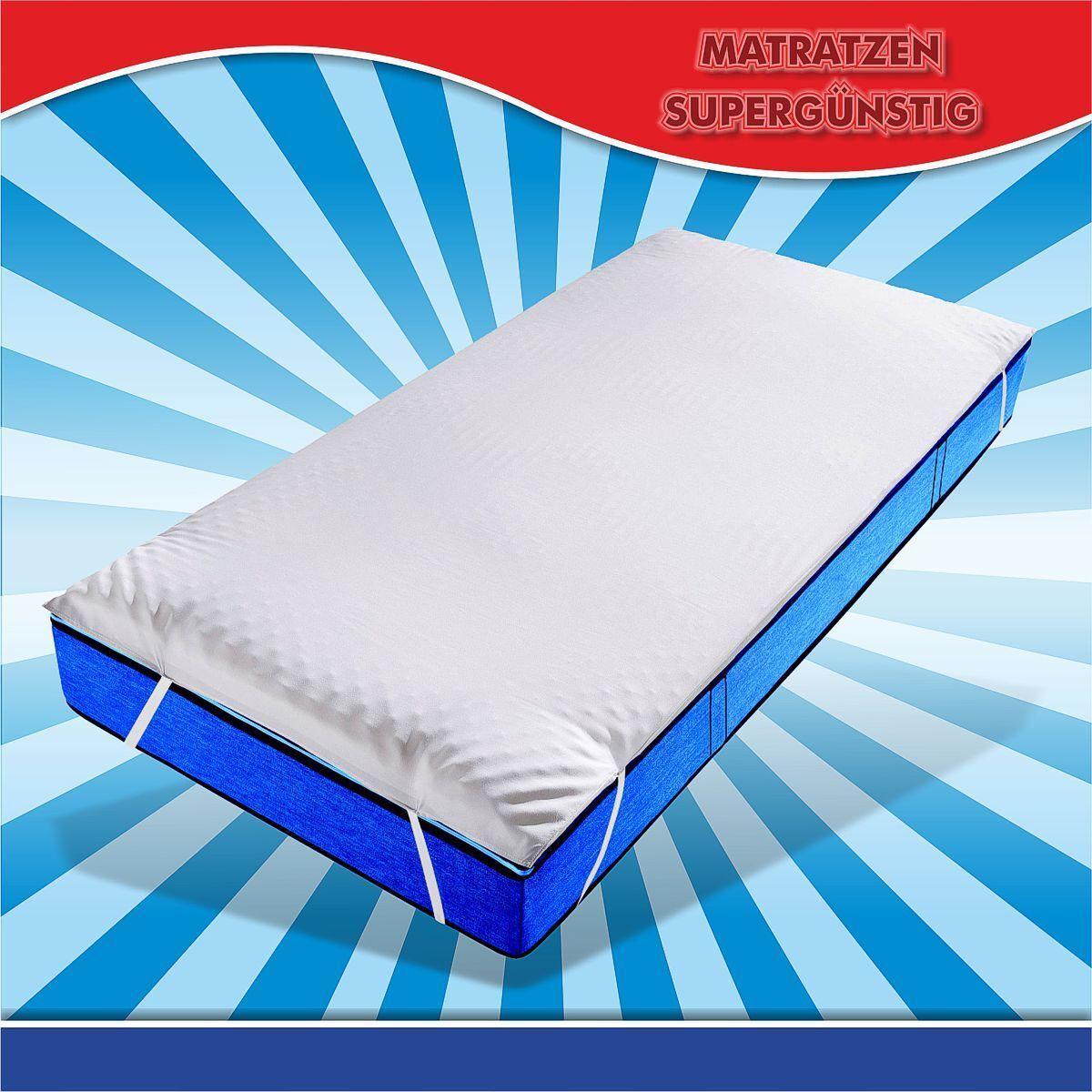 Visco-Topper für Ihr Boxspringbett oder Matratze - Supergünstig  140x200cm