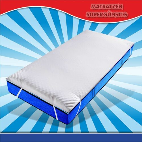 Visco-Topper für Ihr Boxspringbett oder Matratze 100x200cm WOW Angebot