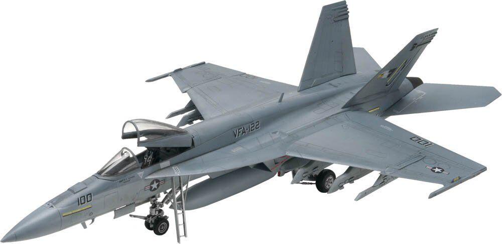 Revell 1 48 F A-18E Super Hornet , New, Free Shipping