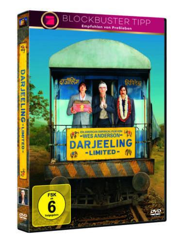 1 von 1 - Darjeeling Limited (2013)
