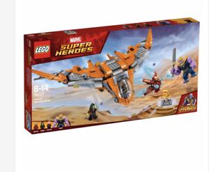 LEGO 76107 Marvel Avengers Thanos Ultimate Battle Superhero Toy