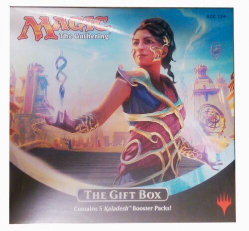 Magic the Gathering englisch MtG Aufbewahrung Kaladesh Holiday Gift Box