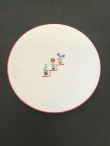 American Girl Plate from Birthday Tea Set -Replacement Pleasant Co Molly