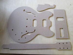 ES-335-Gitarre-Schablone-templates-Gitarrenbau
