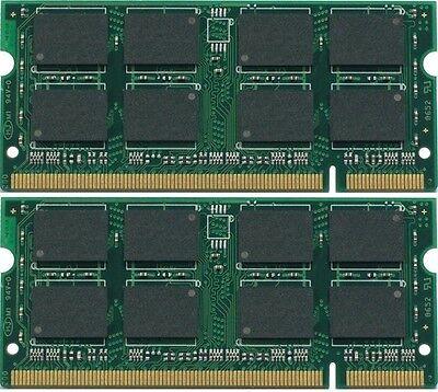 New! 4GB 2X 2GB IBM ThinkPad T61p Memory DDR2 SODIMM