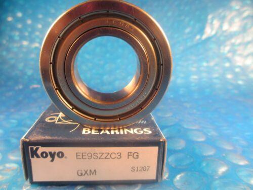 Koyo EE9SZZ C3 Small Inch-Size Ball Bearing EE9SZ EE9S ZZ C3
