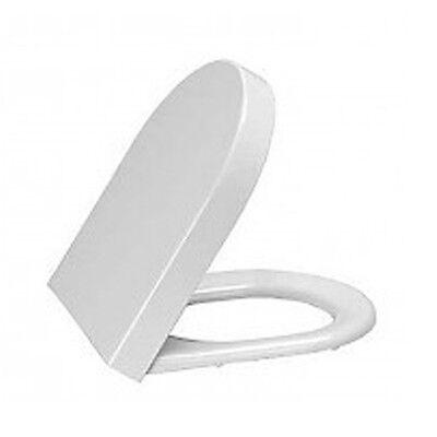 WC Design Sitz Absenkautomatik Softclose Aloni Toilettensitz Klodeckel Duroplast