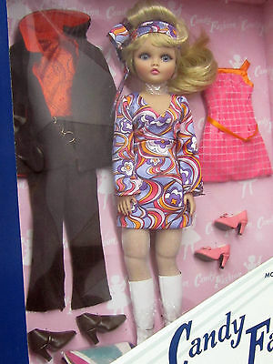 Candy Fashion Charisma 18'' Doll Groovy Girl Collection Clothing NRFB