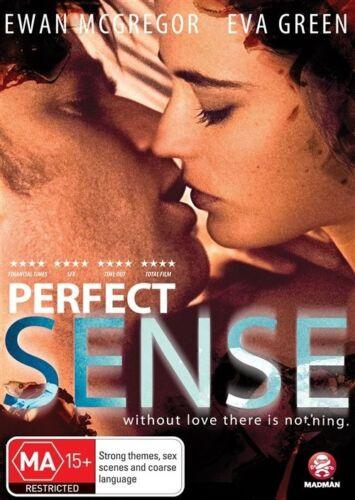 1 of 1 - Perfect Sense (DVD, 2012)*R4*Ewan McGregor*VGC