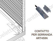 ART450N - Contatto magnetico per Antifurto Magazzini serrande, porte scorrevoli
