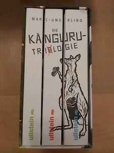 Die Känguru-Trilogie von Marc-Uwe Kling NEU Ungelesen! - Coburg, Deutschland - Die Känguru-Trilogie von Marc-Uwe Kling NEU Ungelesen! - Coburg, Deutschland