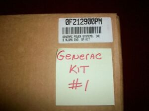 GENERAC-GENERATOR-PREVENTATIVE-MAINTENANCE-KIT-0F212900PM-3-9L-GAS-ENGINE-NOS