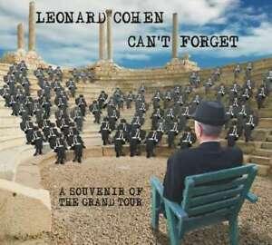 Leonard-Cohen-Can-039-T-Forget-a-Souvenir-de-La-Grand-Tour-Nuevo-CD