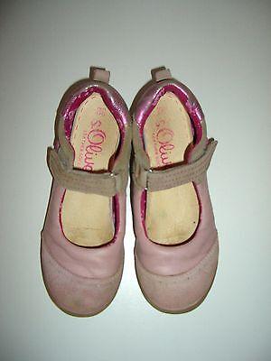 Ballerinas, Mary Jane Halbschuhe, Größe 32, S-Oliver