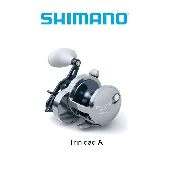 Shimano Trinidad 20a Star Drag Reel-tn20a. Envío Gratis